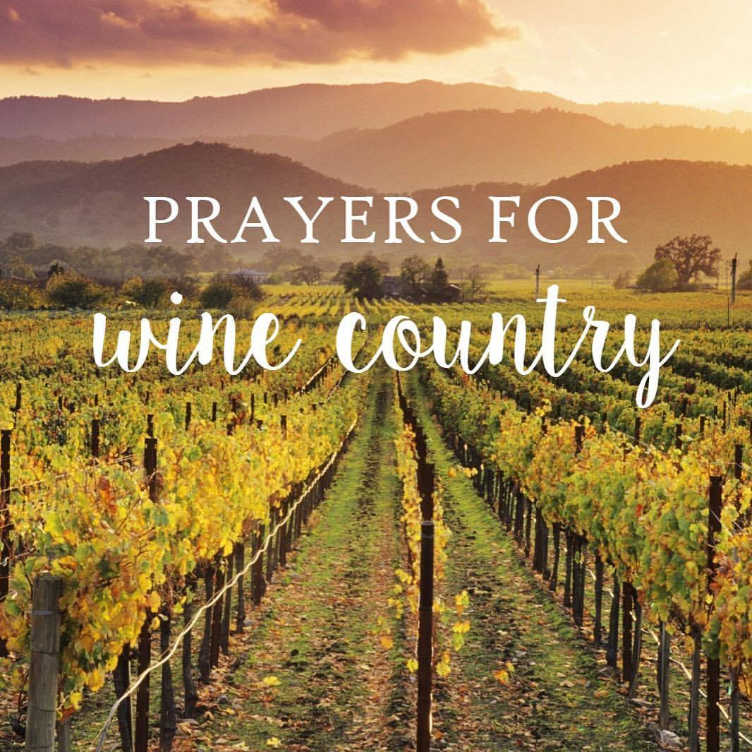 Prayers for Sonoma County